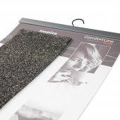 Presentatiehanger met tapijtstalen